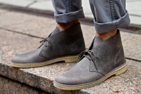 2015 Mens Footwear Trends Picture