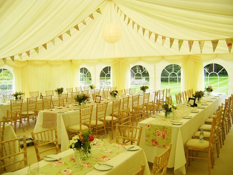 Why go for marquee weddings