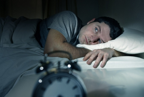 Common Factors that Cause Insomnia in Men Picture