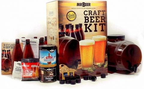 Craft Beer and Brewing -  Best Homebrewing Recipe Picture