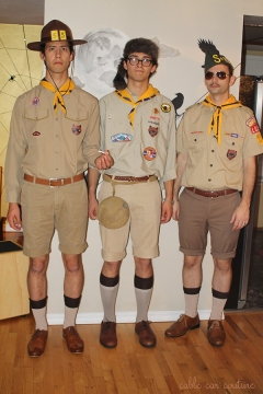Creative Halloween Costumes for Men Picture