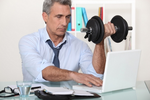 Fitness Tips for Busy Men Picture