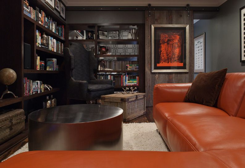 Ideas for Creating the Ultimate Basement Man Cave Picture 4