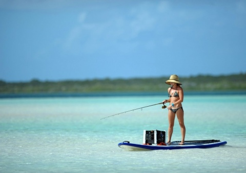 SUP Fishing for Beginners - Tips from Professional Anglers Pictures