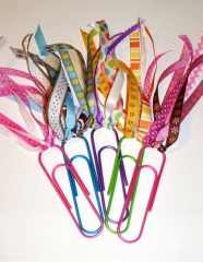 What to do with all the birthday ribbon leftovers